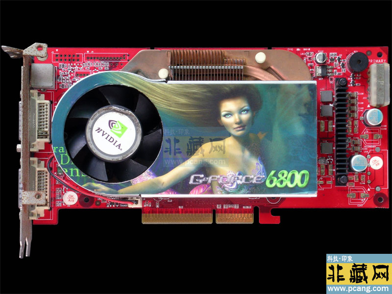 Gainward Geforce6800